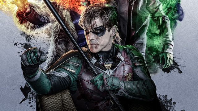 Ahead of its Debut, Titans Renewed for a Second Season at DC Universe