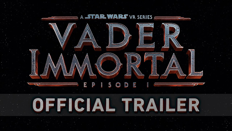 Vader Immortal: A Star Wars VR Series - Episode I - Official Teaser