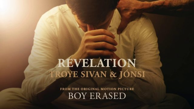 Listen to Troye Sivan's Original Song for Joel Edgerton's Boy Erased