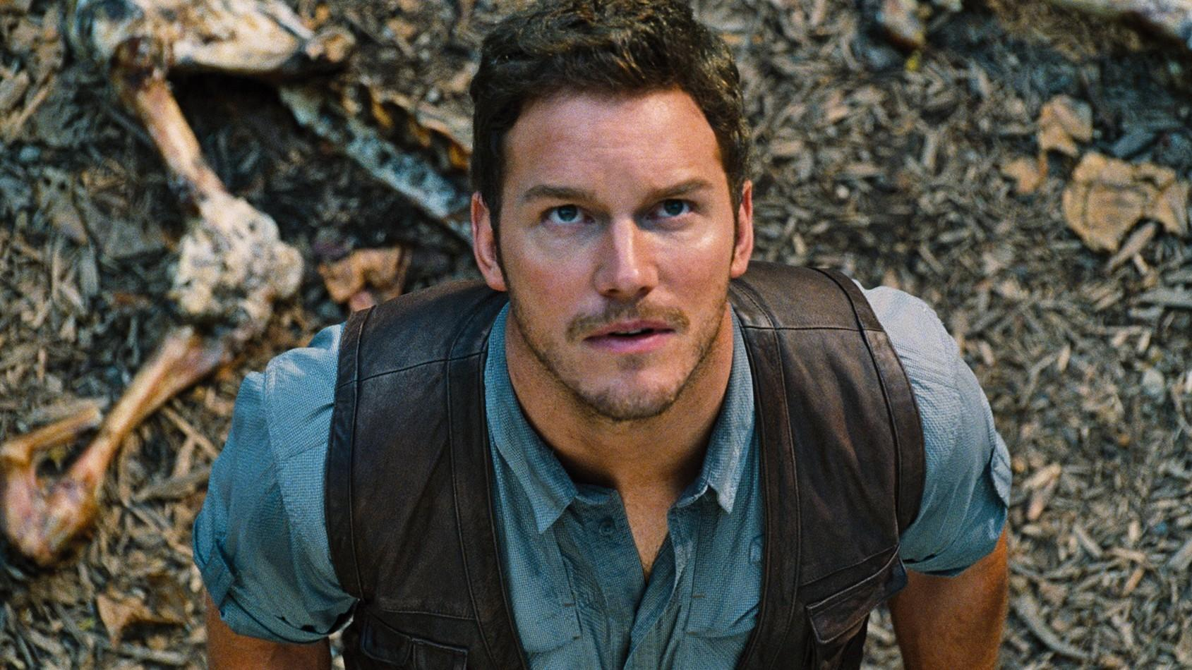 new thriller looking at Chris Pratt