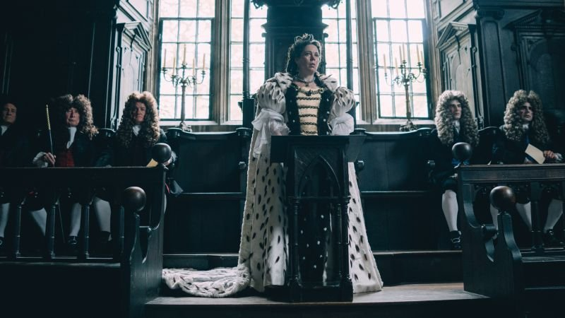 New Photos from Yorgos Lanthimos' The Favourite