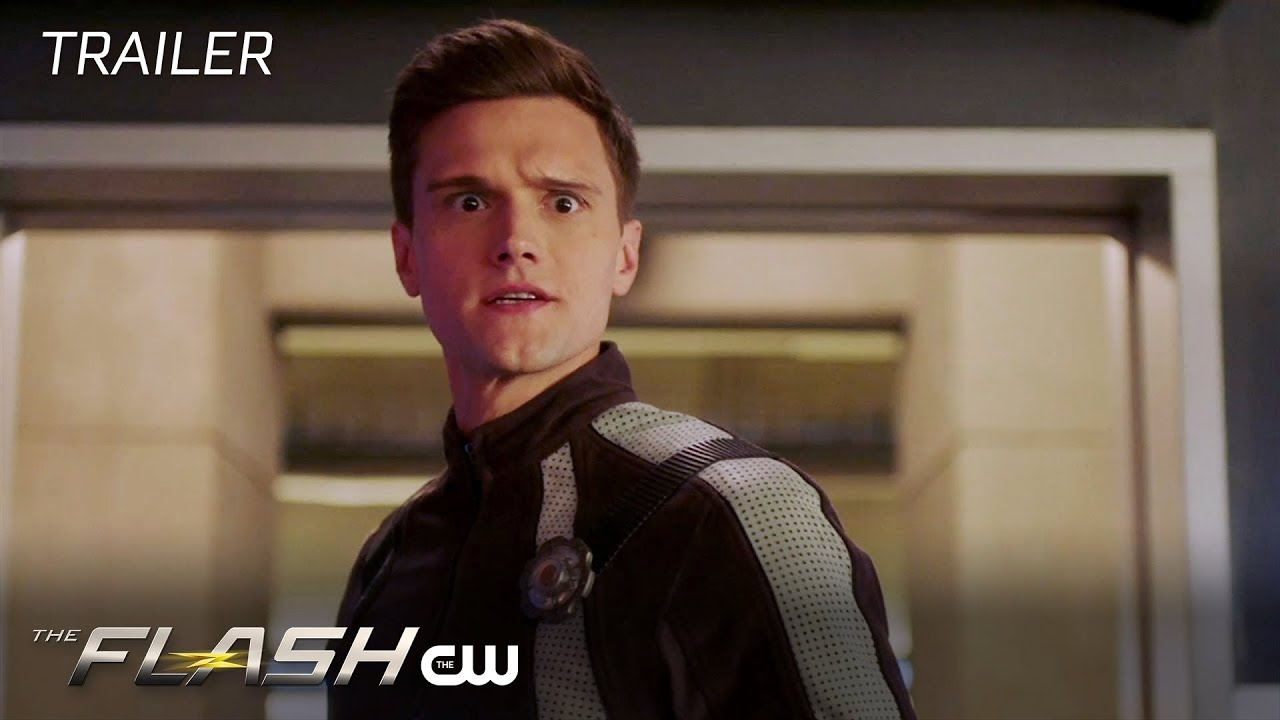 The Flash gets All Doll'd Up in episode 5 05 promo