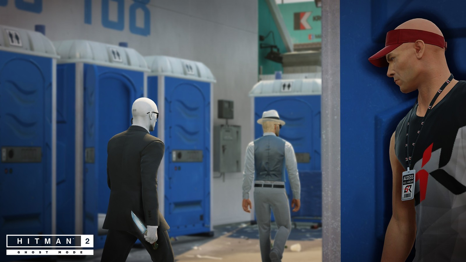 Hitman 2 will have a new competitive 1v1