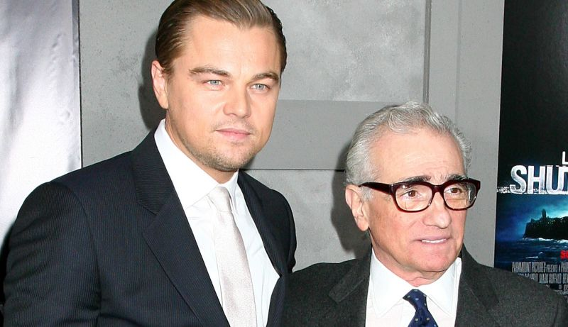 Scorsese and DiCaprio reunite for bestselling story