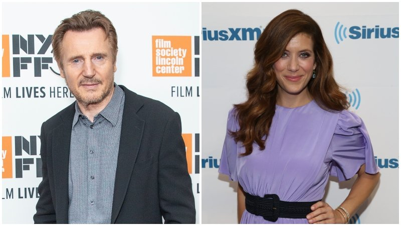 Liam Neeson and Kate Walsh To Star in The Honest Thief