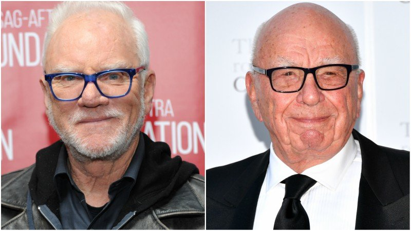Malcolm McDowell to Play Rupert Murdoch in Roger Ailes Biopic