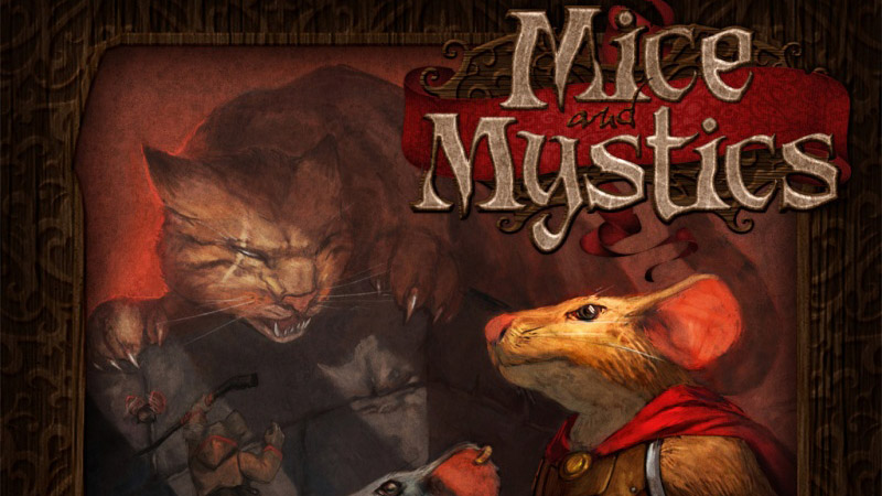 DreamWorks In Final Negotiations For Mice and Mystics Adaptation