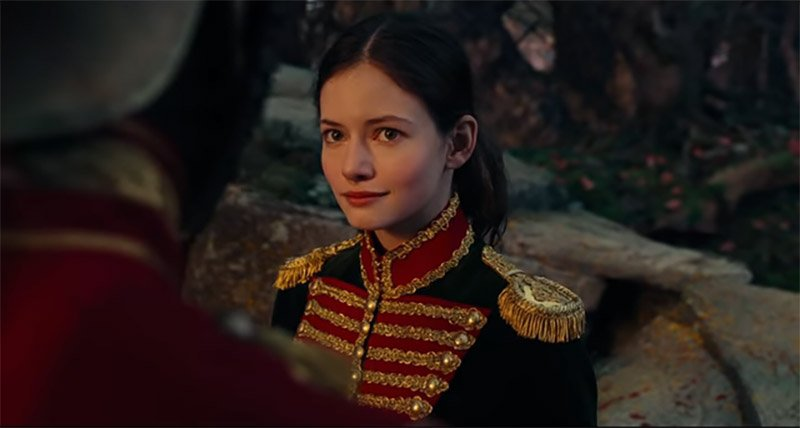 Disney Debuts New Nutcracker and the Four Realms Music Video