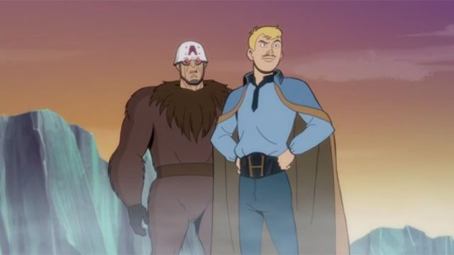 the venture bros season 1 episode 8