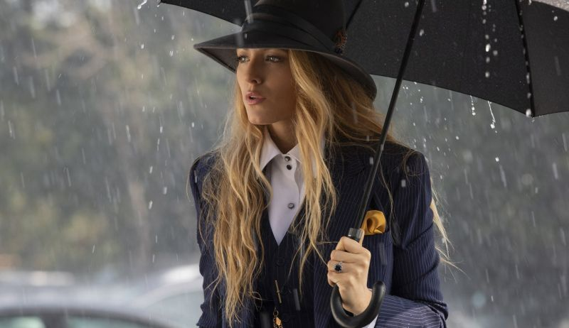 Blake Lively Developing Scripted Series for Amazon Studios