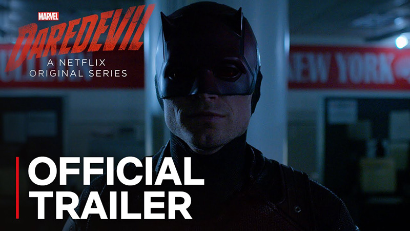 Marvel's Daredevil Season 3 Trailer: Darkness Only Responds to Darkness