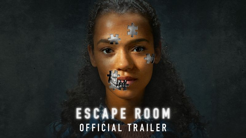 Escape Room Trailer & Poster: Everyone is Dying to Play