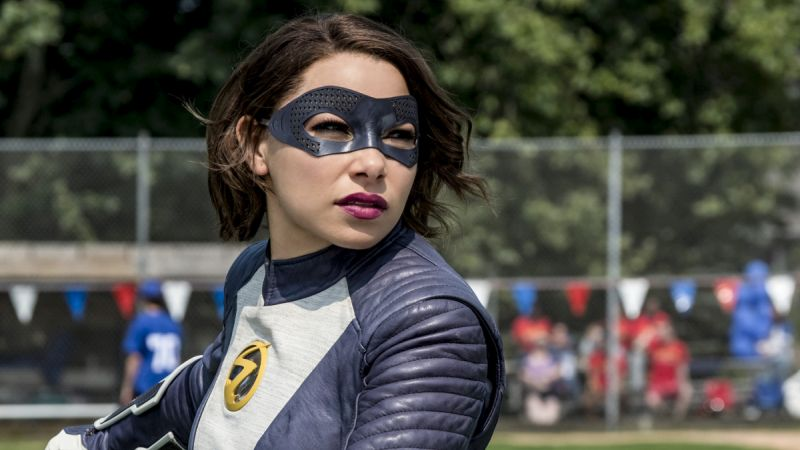 Nora is Targeted in The Flash Episode 5.04 Promo