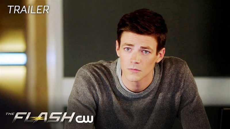 New The Flash Season 5 Trailer Turns Central City Into a War Zone