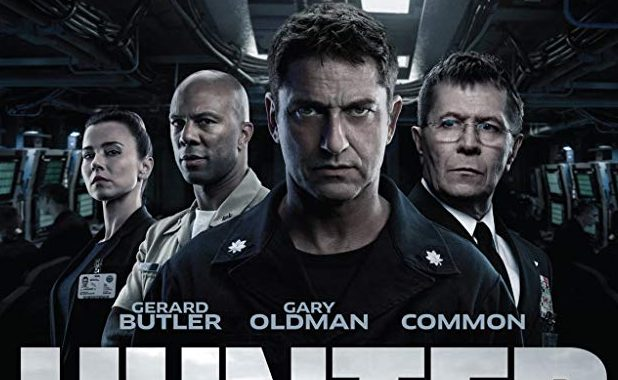 New Hunter Killer Featurette Takes You Beneath the Surface