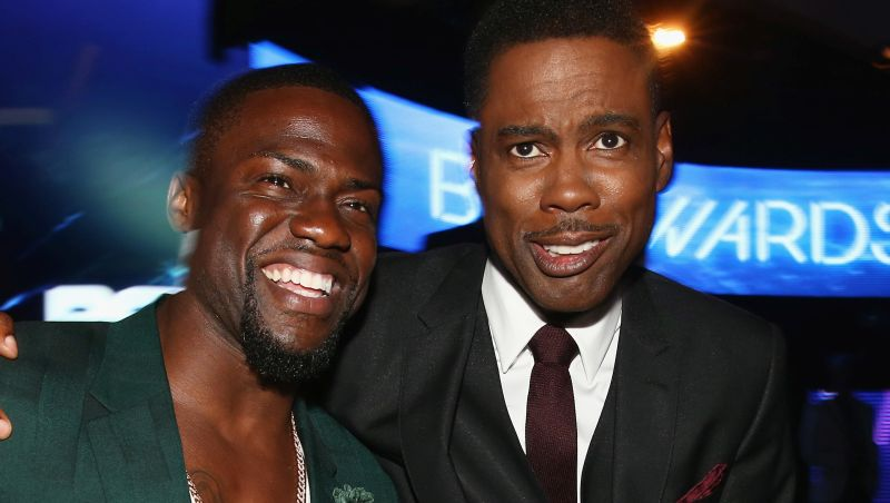 Chris Rock Signs On To Direct Kevin Hart In Co-Parenting