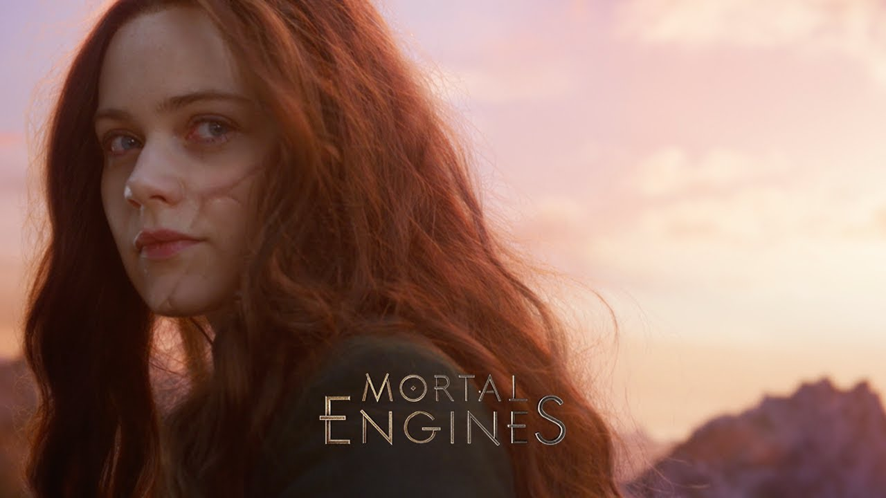 New Mortal Engines Trailer: The Age of the Great Predator Cities