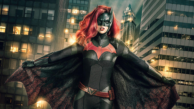 First Look Photo of Ruby Rose as Batwoman Released!