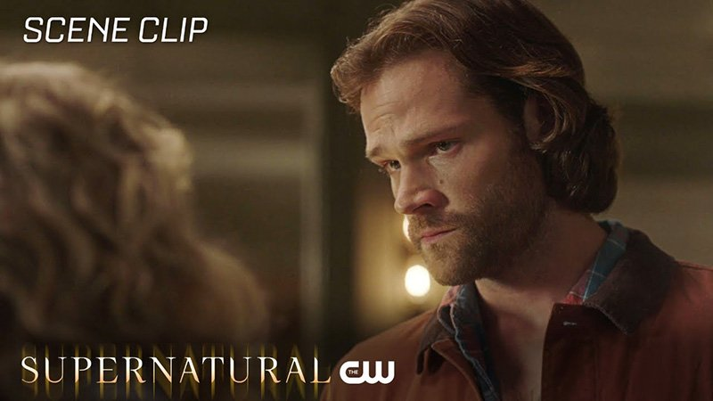 Supernatural Season 14 Premiere Clip: Is Sam Losing Hope?