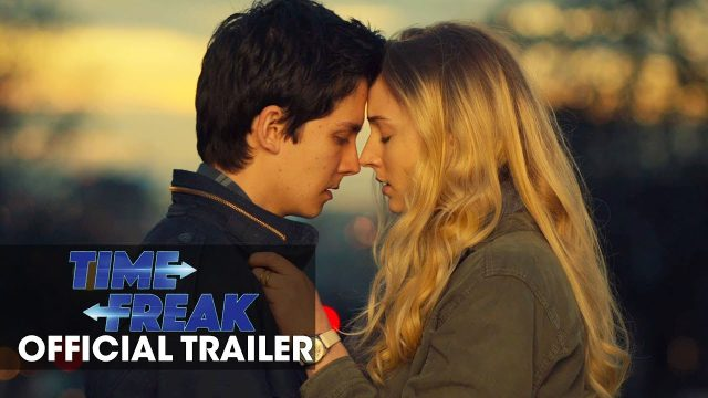 Asa Butterfield is a Time Traveler in the Official Time Freak Trailer