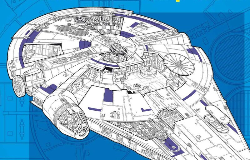 Exclusive Pages From Star Wars: Millennium Falcon: Owner's Workshop Manual