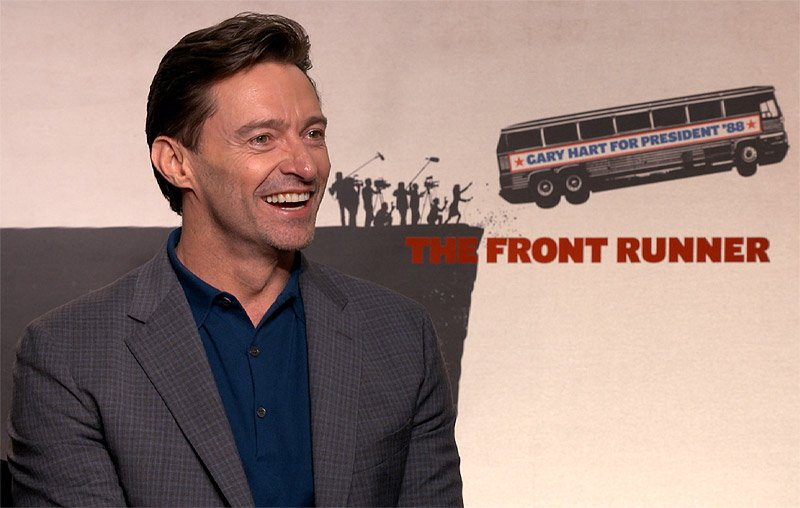 CS Video: Hugh Jackman and the Cast of The Front Runner