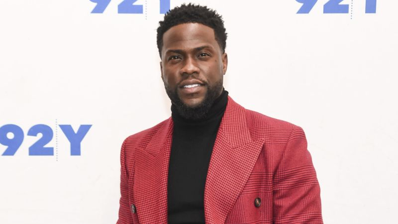 Kevin Hart and Universal Team Again For Dramedy Bye Bye Bye