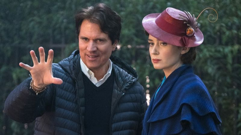 Mary Poppins Returns: Our On-Set Conversation With Emily Blunt