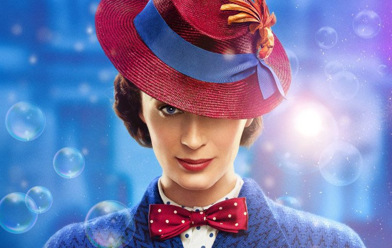 Check Out the New Sneak Peek Trailer for Mary Poppins Returns!