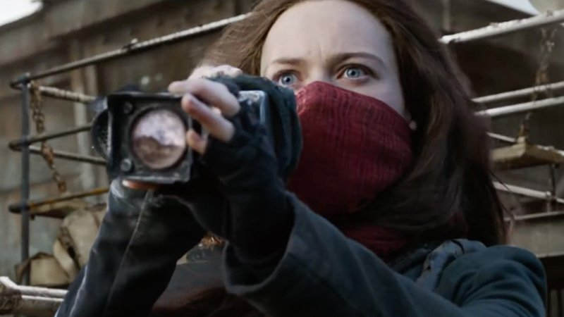 Mortal Engines with four new TV spots