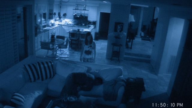 paranormal activity ranked