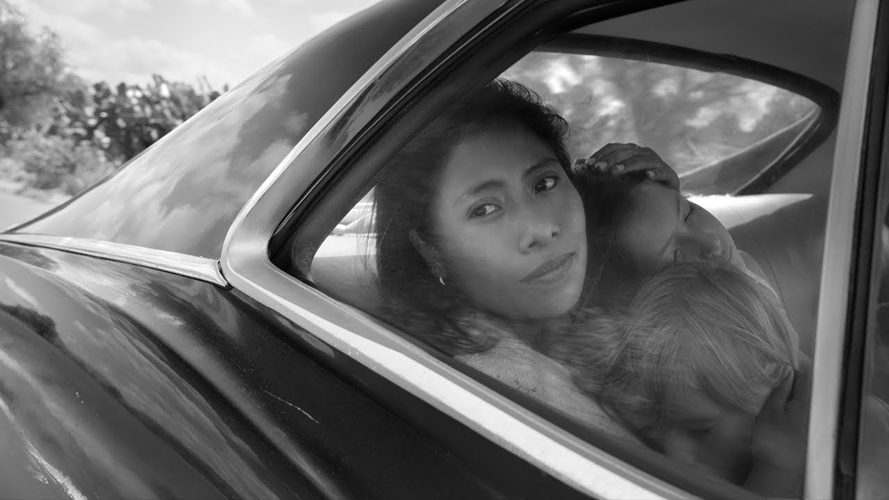 new trailer for Alfonso Cuarón's ROMA