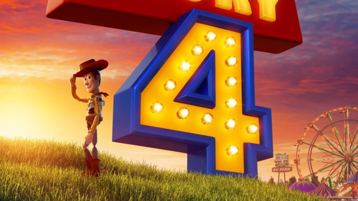 New Toy Story 4 Clip Features Operation Pool Toy