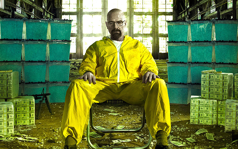 Breaking Bad Movie in Pre-Production From Vince Gilligan!