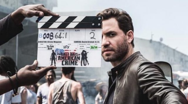 First Look at Edgar Ramirez in Netflix's Last Days of American Crime