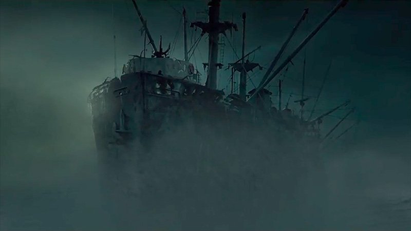 The Dark Pictures: Man of Medan: Designing the Game's Ghost Ship