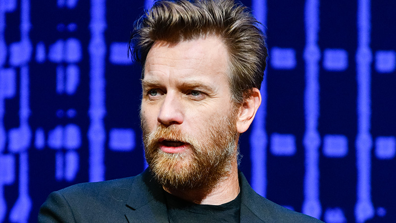 Birds of Prey Movie Adds Ewan McGregor as Villain Black Mask
