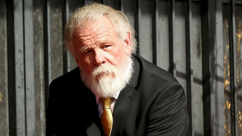 The Mandalorian Brings Nick Nolte Into the Star Wars Universe