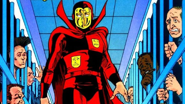 Bob Frazer Joins The CW's Elseworlds Crossover as Psycho Pirate