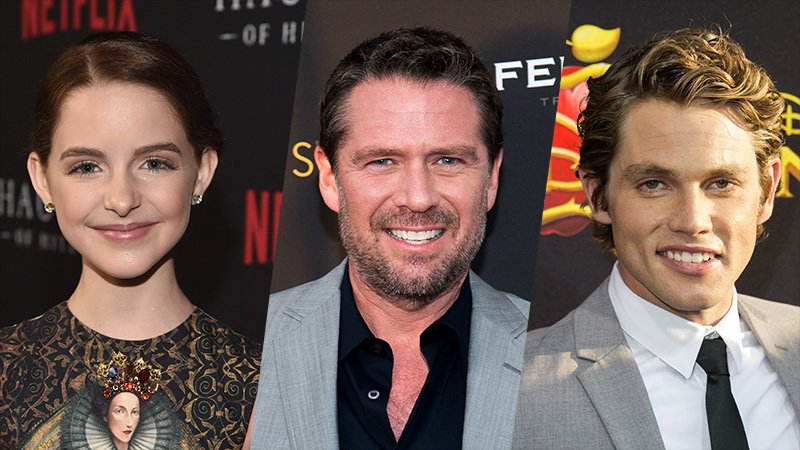Chilling Adventures of Sabrina Adds McKenna Grace, Alexis Denisof & Jedidiah Goodacre