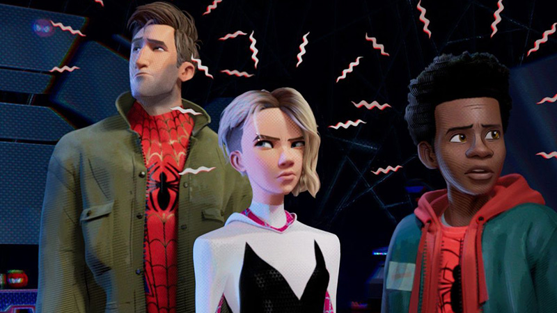 Spider-Man: Into the Spider-Verse Sequel & Spinoff in the Works