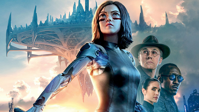 Robert Rodriguez Debuts New Alita: Battle Angel Poster