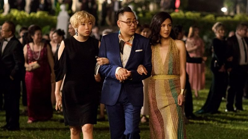 Crazy Rich Asians Sequels To Film Back To Back