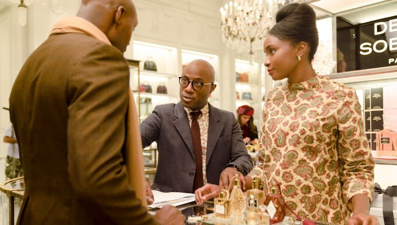 Barry Jenkins on the Challenge of Adapting If Beale Street Could Talk