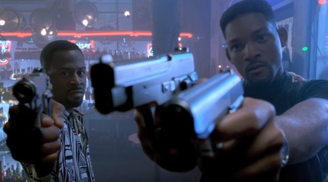 First Bad Boys For Life Set Photos Feature Will Smith in an Action Scene