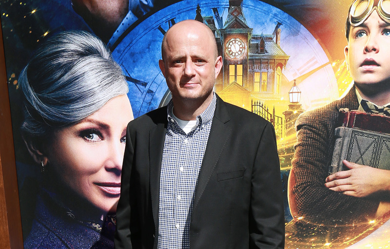 CS Interview: Supernatural's Eric Kripke on The House With a Clock in its Walls