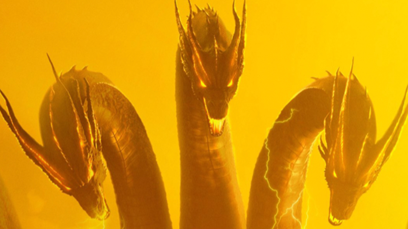 The Titans Stand Tall in New Godzilla: King of the Monsters Posters