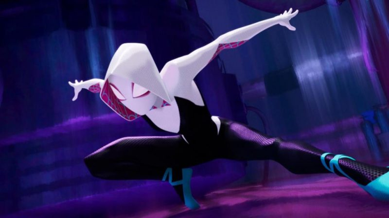 Spider-Verse sequel will have romance