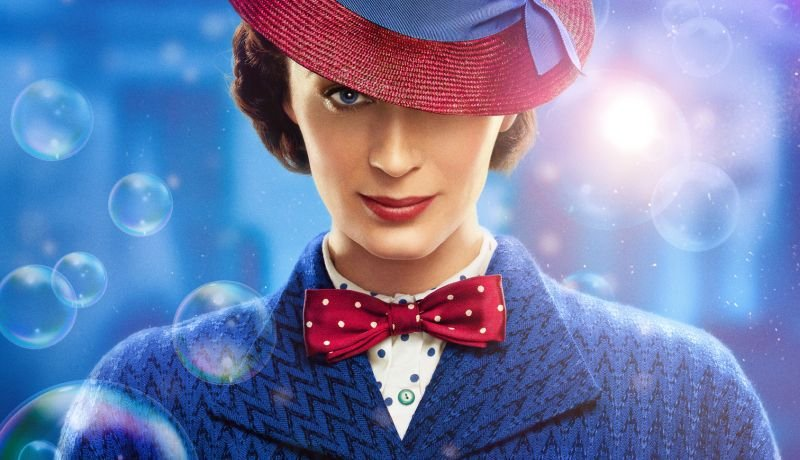 Get to Know More About Mary Poppins in New Featurette