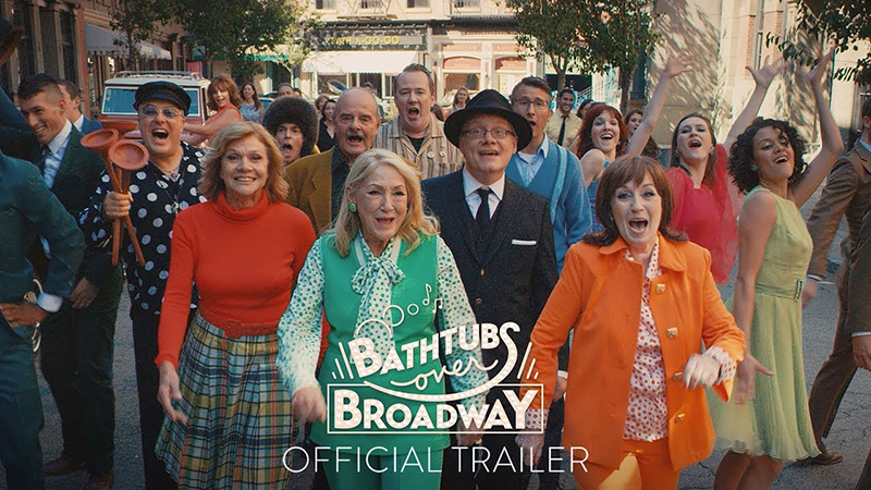Focus Features' Bathtubs Over Broadway Trailer & Poster Released